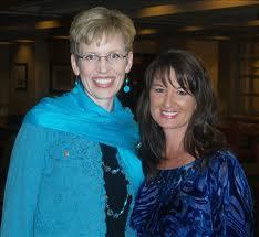 Mari Smith, Facebook Queen and Deborah Micek, Twitter expert