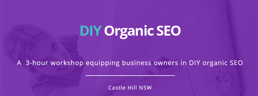 DIY Organic SEO Workshop at Castle Hill - image