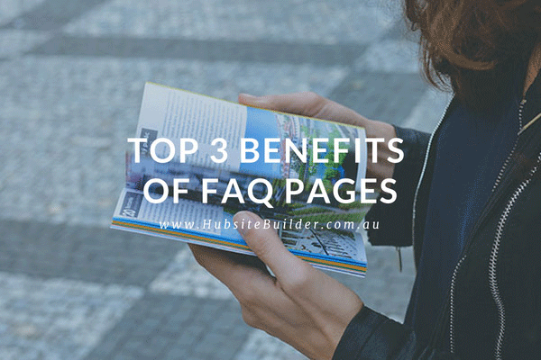 Top 3 Benefits Of FAQ Pages - image