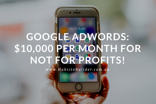 Google Apps for personal, business and not for profits - ask us how ... image