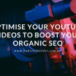 Optimise your YouTube Channel and videos to boost your organic seo - image