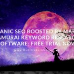 Organic SEO Boosted by Market Samurai Keyword Research Software | Free Trial Now