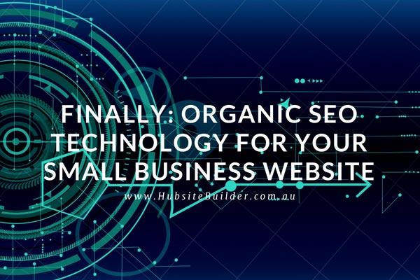 organic-seo-technology