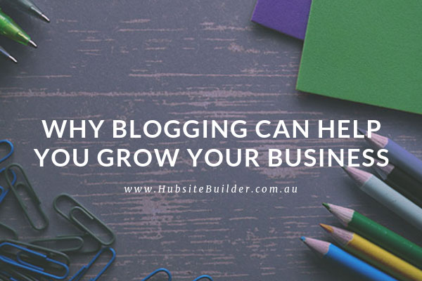 Blogging is an essential SEO strategy that can help business grow - image